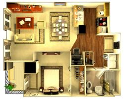 365Connect 3D Floorplan