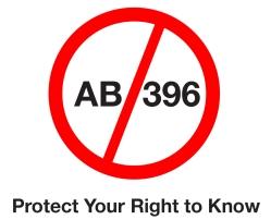 Stop California AB396