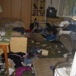 How bad tenants can damage rental property