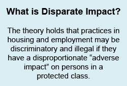 what is disparate impact?