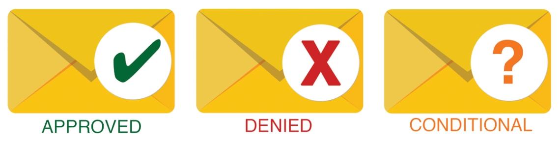 applyconnect decision letter