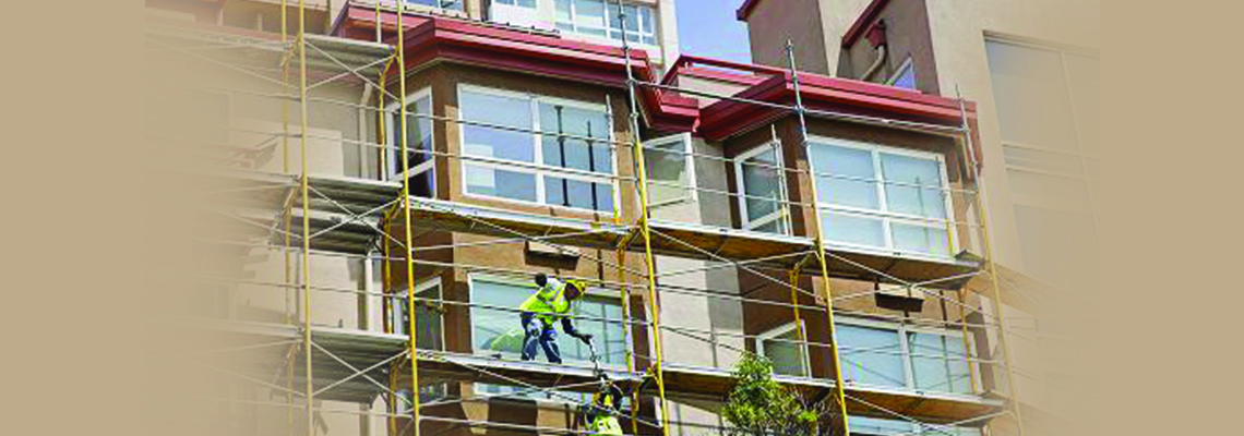multifamily property renovations