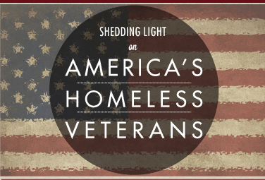 statistics about American homeless veterans