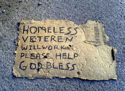 renting to homeless vets