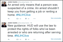 Julian Castro on HUD ruling